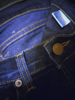 J Brand Blue Denim Jeans