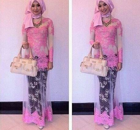 model kebaya batik remaja