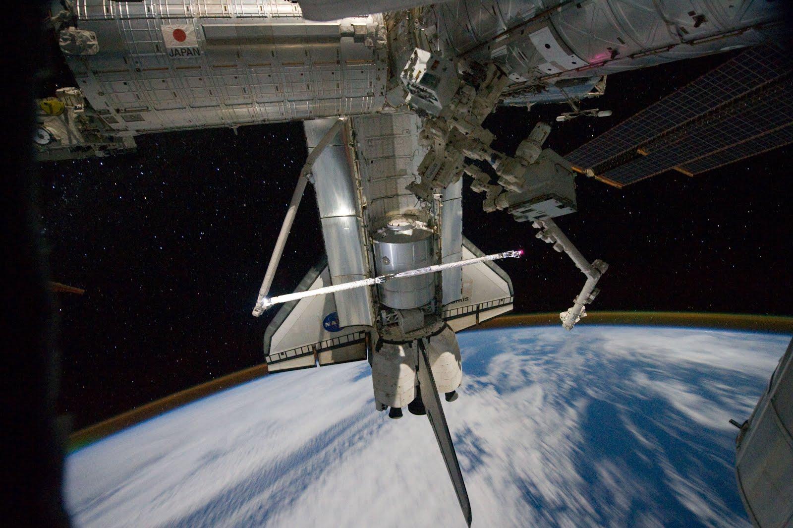 Keep the shuttle flying: Shuttle Remote Manipulator System ...