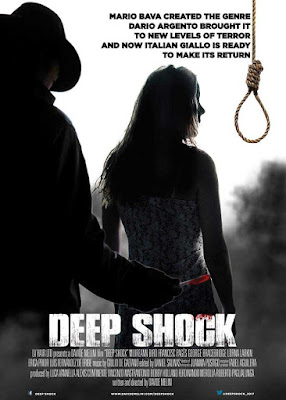 Deep Shock, el nuevo trabajo de Davide Melini