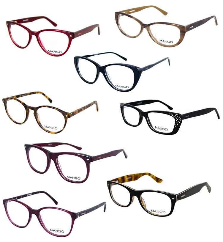 ca13da6915 La línea MANGO Eyewear, dividida en dos colecciones MANGO y H.E. by MANGO,  está compuesta por 73 piezas. Cada una de ellas destaca por su diseño, ...