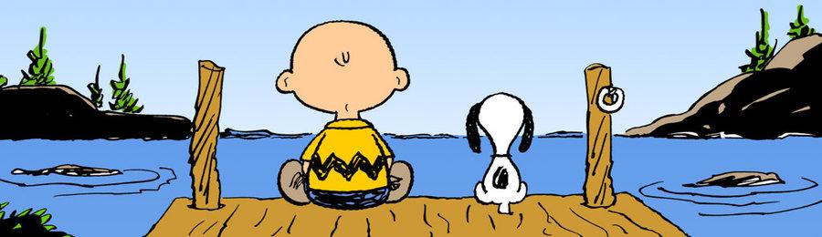 Tiras Snoopy (Peanuts) - Mas que puxa!: Última Tira Original