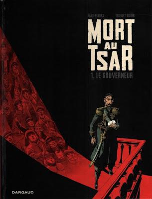 Mort au Tsar Tome 1 Dargaud