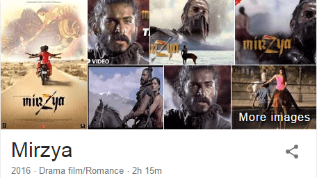 Mirzya Full Movie Download HD