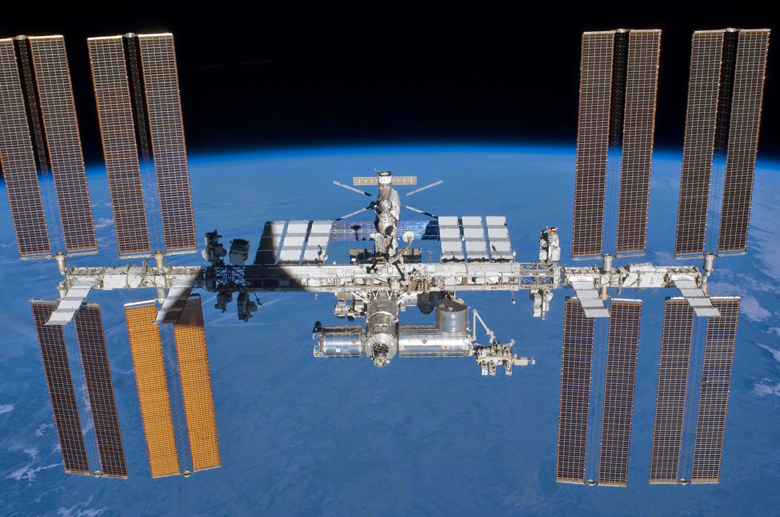 Orbiterch Space News New International Space Station