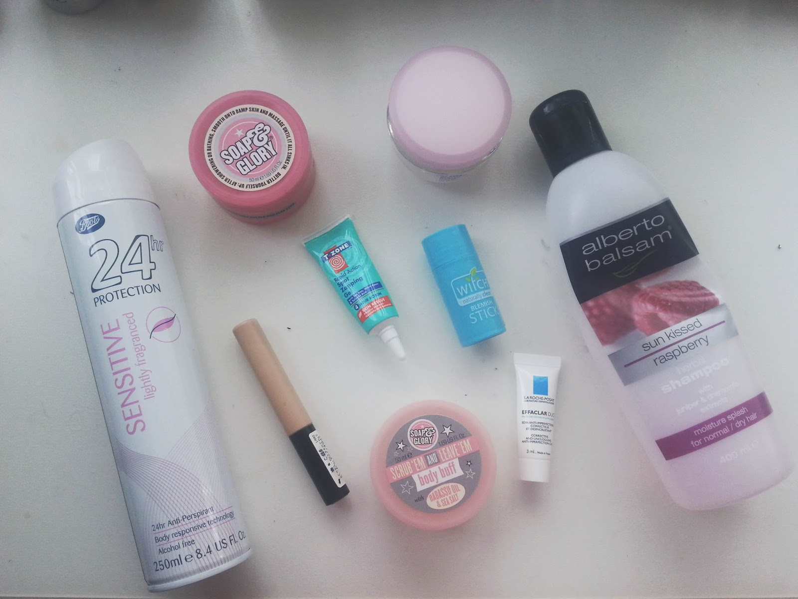 Products I've Used Up #1