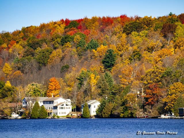 Otoño en Vermont por El Guisante Verde Project