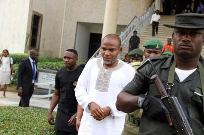 BIAFRA: I'll Rather Die In Prison Than For Ohanaeze To Claim Credit For My Release —Kanu