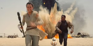 Star Wars: Episode VII-The Force Awakens: the network has a new teaser trailer