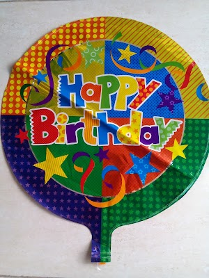 Balon Foil Dekorasi Happy Birthday (FD HB06)