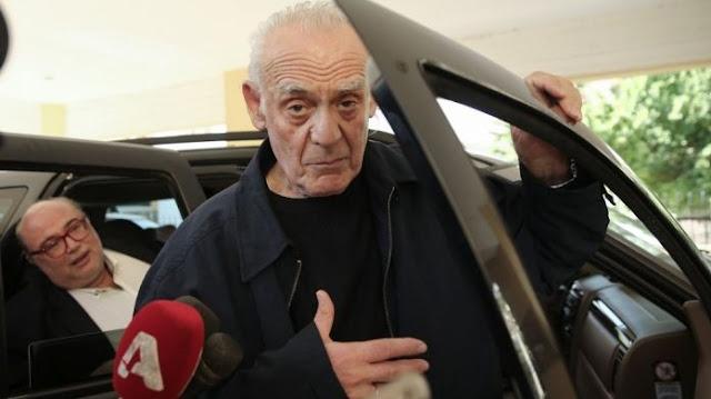 Αίτηση χάριτος ετοιμάζεται να καταθέσει ο Άκης Τσοχατζόπουλος