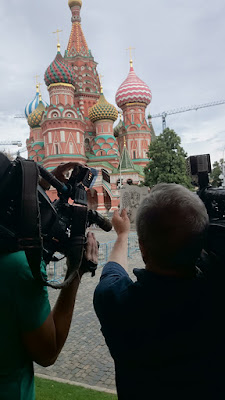 pencil vs camera - st basil cathedral - #benheinerussia