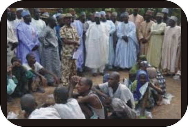 Boko Haram suspects released