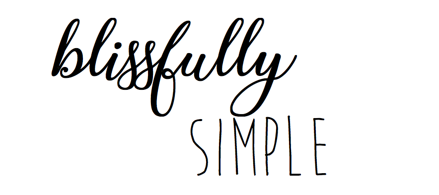 Blissfully Simple