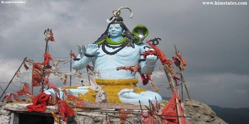 Churdhar Shiva Sirmaur