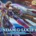 HGRC 1/144 Gundam G-Lucifer - Release Info, Box art and Official Images