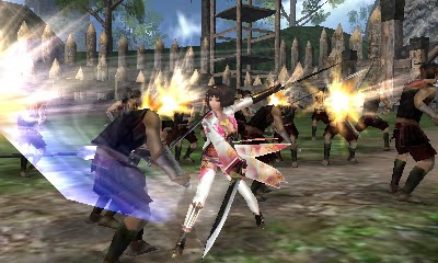 Samurai Warriors Chronicles 3 CIA Single Link