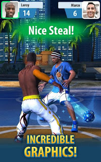 Basketball Stars Apk v1.7.0 Mod (Fast Level Up)