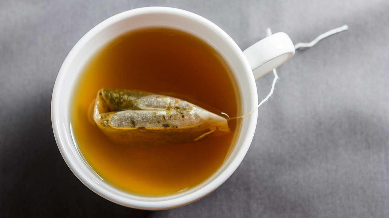 teh hijau baik untuk kecutkan jerawat