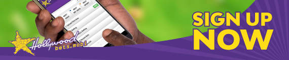 Sign Up Now - Hollywoodbets - Cellphone Betting - Mobile