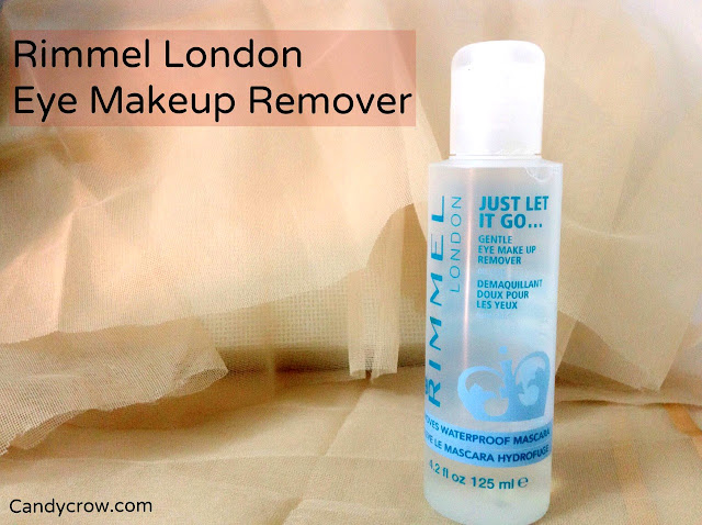 Rimmel London Eye Makeup Remover Review