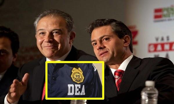La DEA relaciona a exasesor de Peña Nieto con el narcotráfico