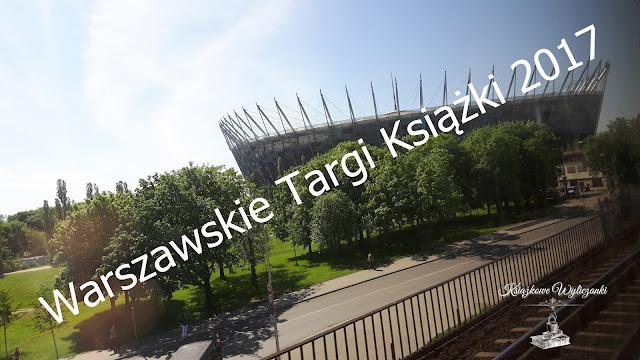 Książkowe Wyliczanki na Warszawskich Targach Książki 2017