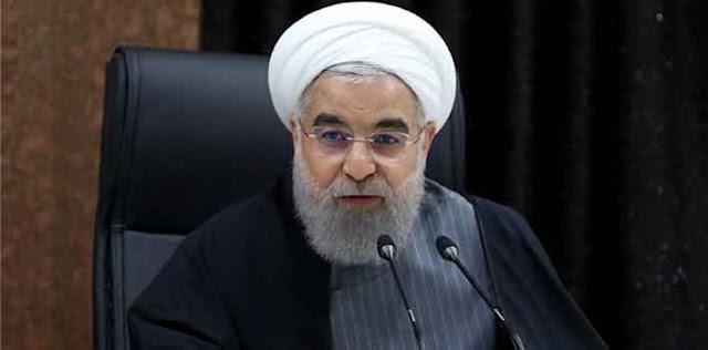 अमेरिकी प्रतिबंधों को ईरान के राष्ट्रपति ने बताया आर्थिक आतंकवाद
