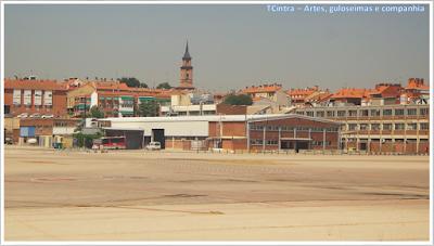 Aeroporto de Barajas; Madrid; Viagem Europa; Turismo na Espanha;