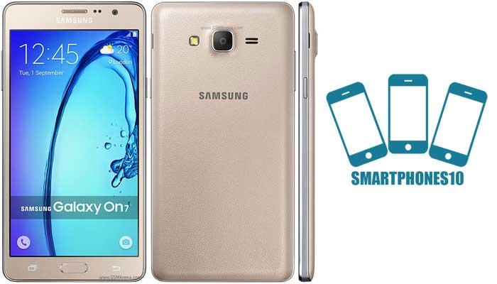 Bocoran Tentang Spesifikasi Samsung Galaxy On7