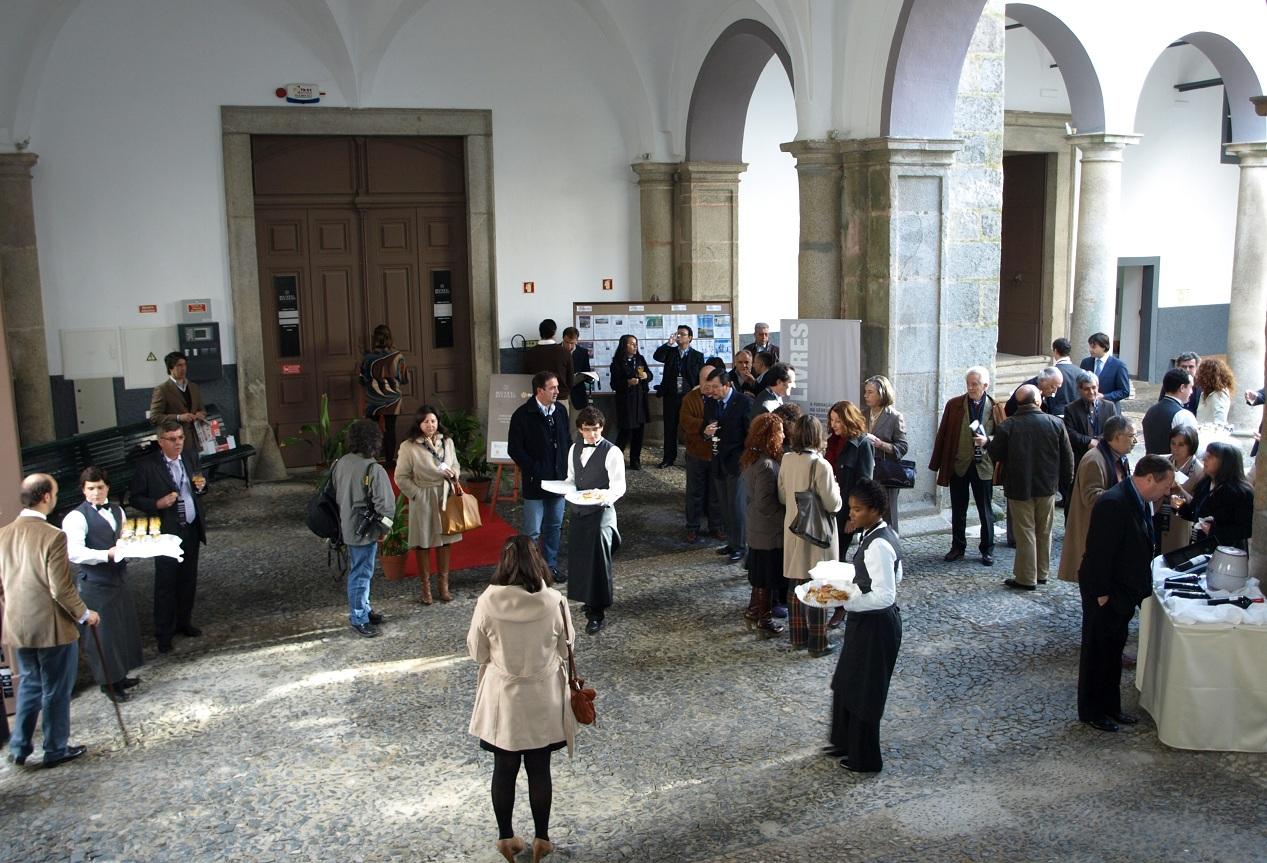 83596ef429f Estação Cronográfica  Museu do Relógio inaugura extensão em Évora