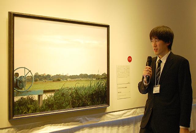 アートアジェンダ 美術館 展覧会レポート 第2回ホキ美術館大賞準賞を受賞した後藤勇治さんによる作品解説