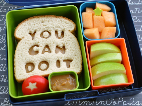 Message in a Bento: 11 Lunch Note Ideas   BentOnBetterLunches