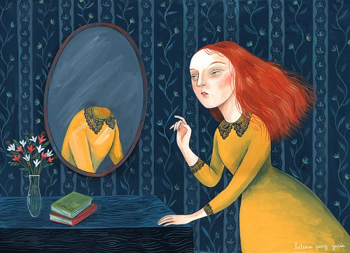 """The mirror II"" - Helena Perez Garcia 