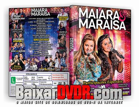 Maiara e Maraisa – Participações (2017) DVD-R