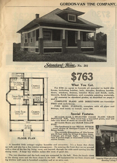 GVT No 301 1916 catalog