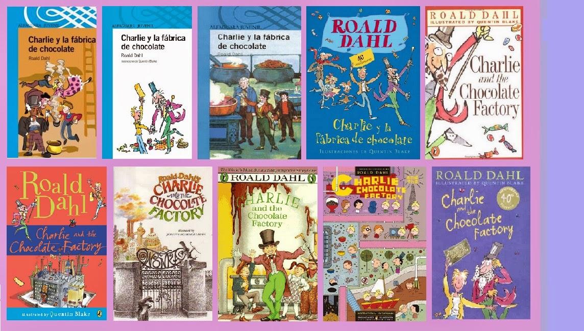 Reseña de la novela infantil de fantasía Charlie y la fábrica de chocolate