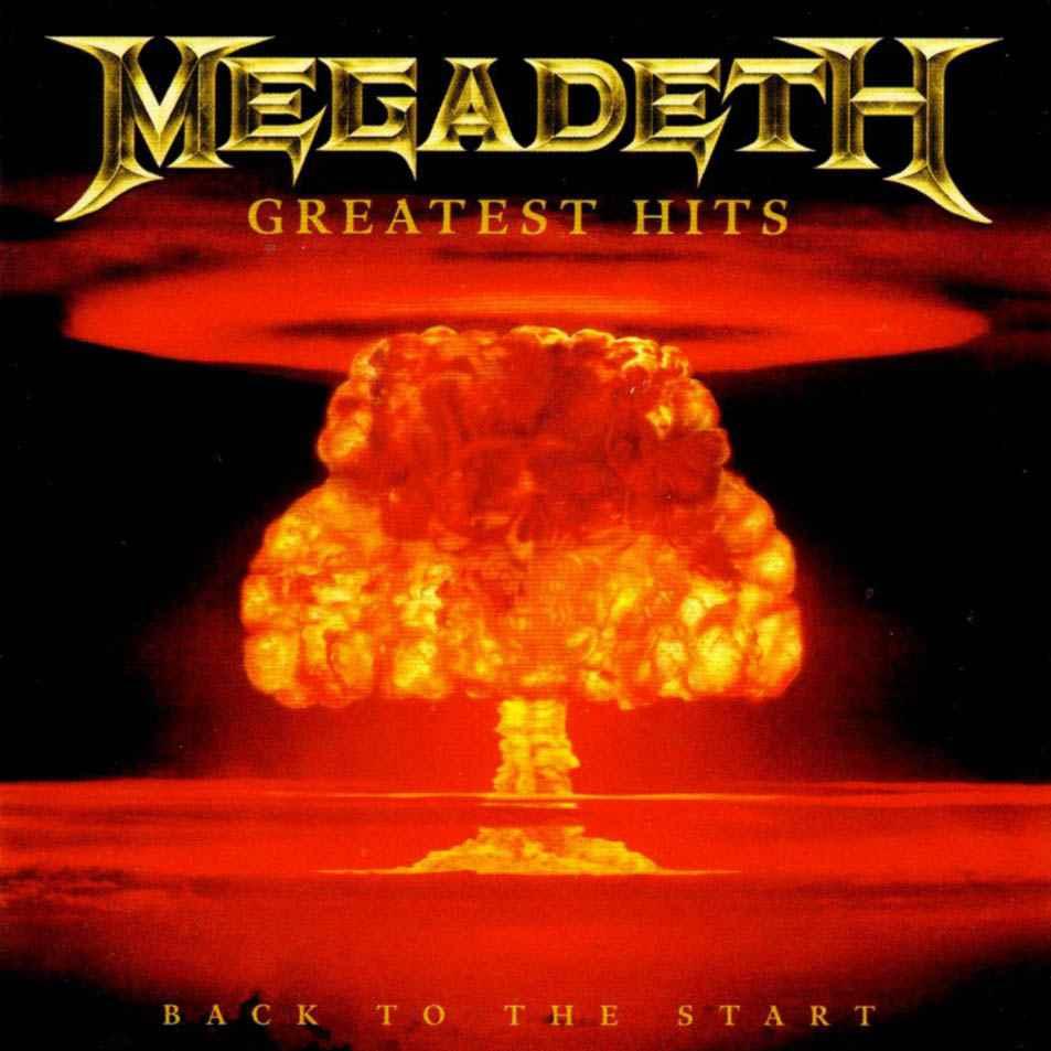 Greatest Hits: Volver al inicio Es Un álbum de Grandes Éxitos de la banda  Norteamericana de thrash metal Megadeth , Dave Mustaine T'Back al inicio  were ...