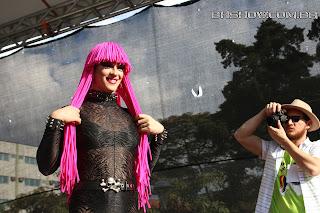 IMG 9883 - 13ª Parada do Orgulho LGBT Contagem reuniu milhares de pessoas
