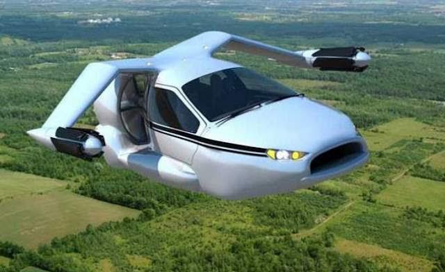 errafugia Transition mobil terbang yang canggih