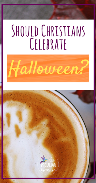 Should Christians Celebrate Halloween? An unbiased look at both sides. | #Halloween #Fall