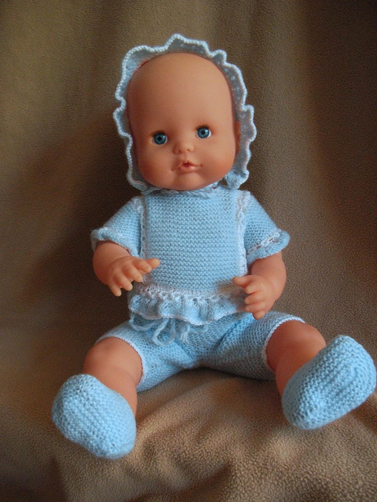 Trajes Para Bebes Crochet