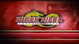 Kamen Rider Dragon Knight Logo