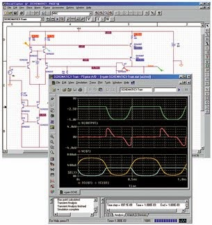 orcad pspice 9.2 software