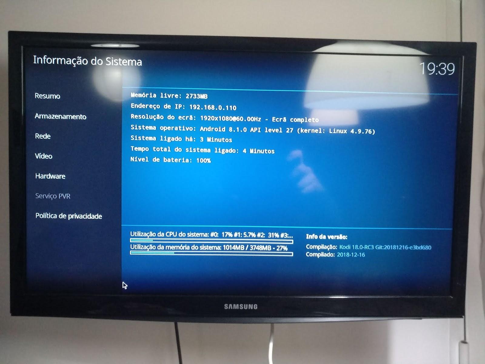 Beelink GT1 Mini TV Box - Analise e Desempenho - ITO - NET