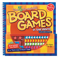 The 15 greatest board games in the World de Sid Jackson. Klutz Editorial