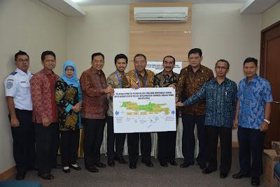 7 Kepala Daerah Sinergikan Pelayaran Perintis di Pesisir Selatan Jawa