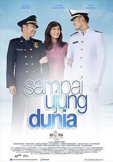 Poster Film Sampai Ujung Dunia