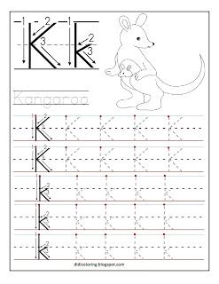 Free Printable Letter K Grude Interpretomics Co