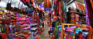 Wisata ke Chatuchak Weekend Market di Bangkok